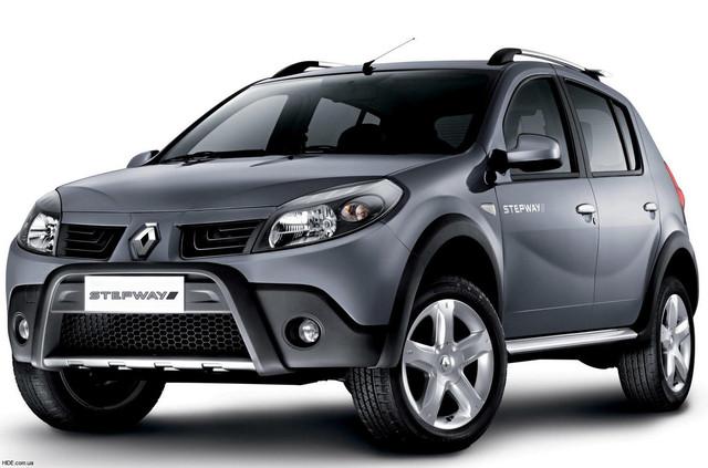 Renault Sandero Stepway 2009-2013