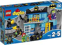 Лего Lego Duplo Бэтпещера 10842