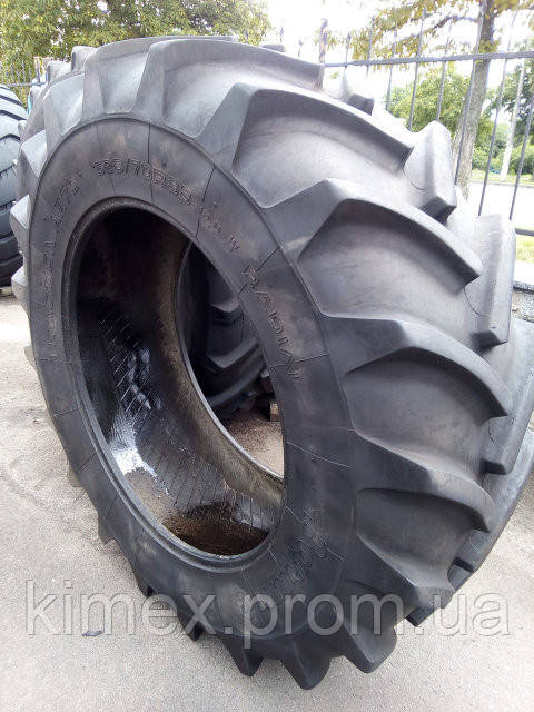 Сельхоз шины 520/70R38 б/у Barum