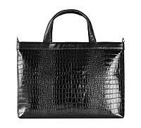 Мужская сумка-портфель B3 черная