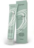 Мягкий перманентный краситель на йогуртовой основе Kemon NaYo  Permanent Hair Color 50 ml