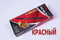 Ручки гелеві AIHAO AH-8620,Zentel,червоні,0.5 mm,12 шт/упаковка