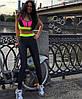 Фитнес костюм яркий, фото 3