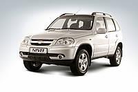 Авточехлы Chevrolet Niva 02-14