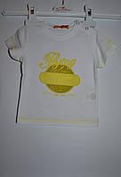 Модная футболка Италия Street Gang 6 месяцев.