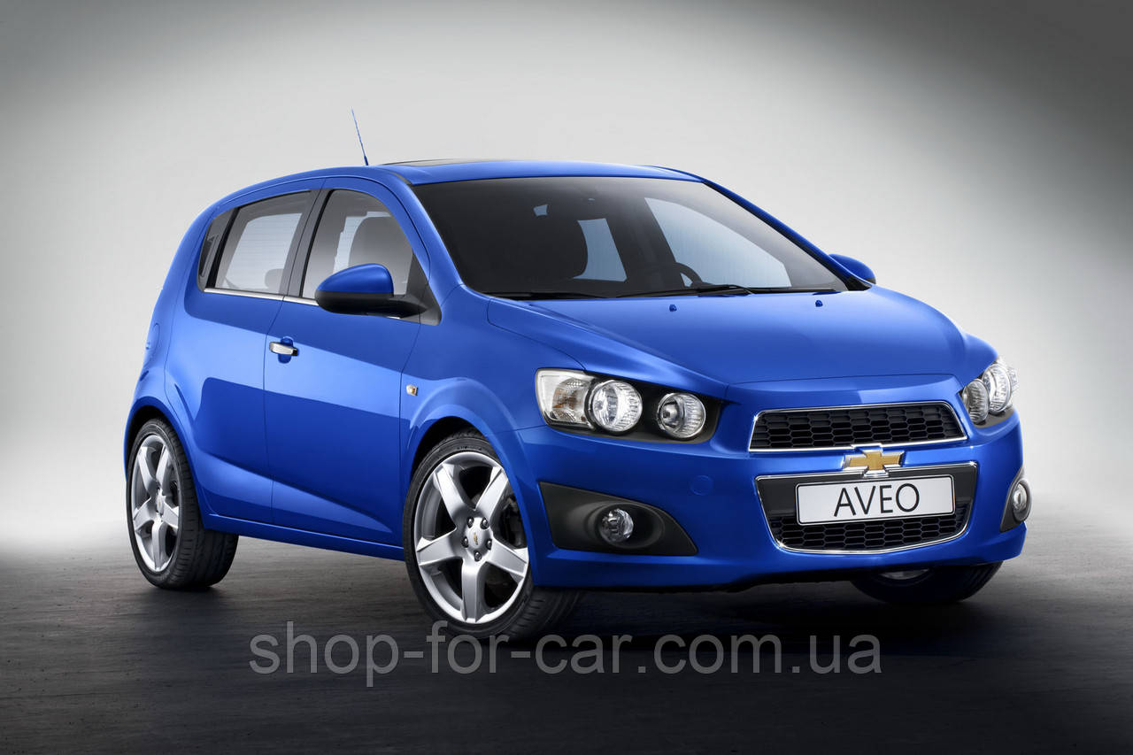 Авточехлы Chevrolet Aveo Hatchback - Интернет-магазин Iva-avto в Харькове