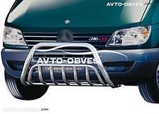 Кенгурятник двойной для Mercedes Sprinter