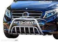 Кенгурятник штатный для Mercedes Vito / V-class 2015-...