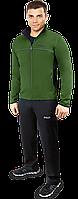 Мужской спортивный костюм c итальянськой ткани размер: (46-S) (48-M)