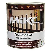 Грунт ГФ-021 Червоно-коричнева 2,8 кг