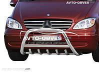 Кенгурятник защитный для Mercedes Vito / Viano