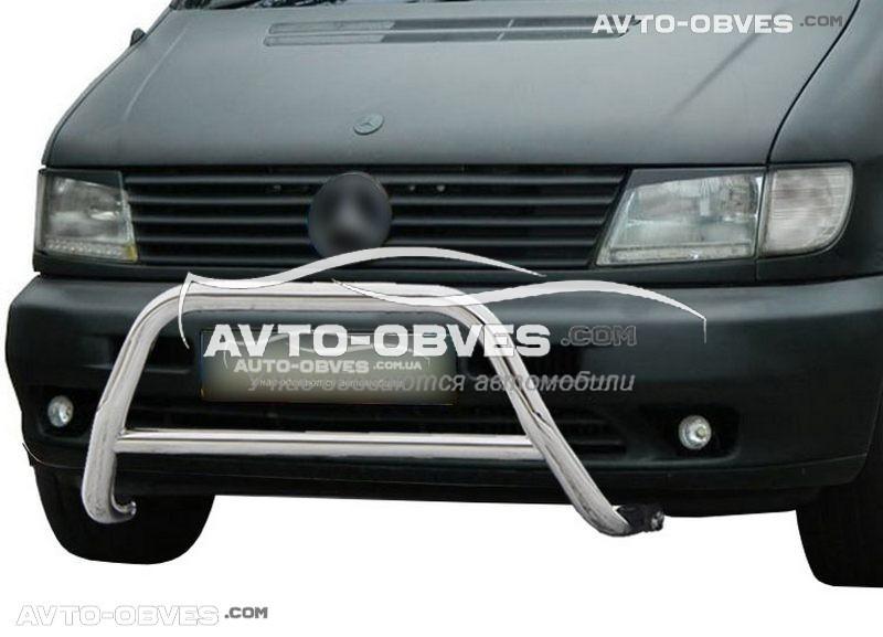 Кенгурятник для Mercedes Vito вир. код RR006