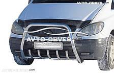 Высокий кенгурин для Mercedes-Benz Vito \ Viano (п.к. RR04)