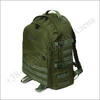 Тактический рюкзак 40 литров афган для военных, рыбалки, туризма нейлон