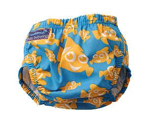 Трусики для плавания Konfidence Aquanappies, Цвет: Clownfish, 3-30 мес, фото 2