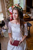 Свадебное платье СЖ 30-15