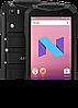 Защищенный смартфон от всего Geotel  A1,1/8GB black (ченый)