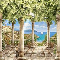 Набор алмазной вышивки Греческий остров