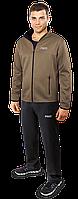 Мужской спортивный костюм c итальянськой ткани р. 46
