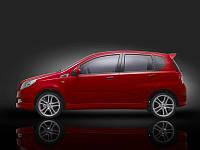 Авточехлы Chevrolet Aveo hatchback