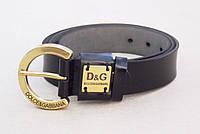 Женский кожаный ремень Dolce & Gabbana