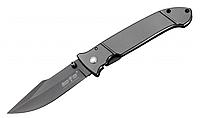 Нож складной TITANIUM, отличный подарок мужчине