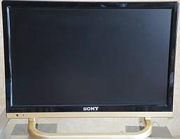 """Телевизор   TV 22"""" дюйма  Full HD Т2 тюнер (12v и 220v)"""
