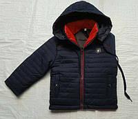Детская демисезонная куртка на дошкольника оптом