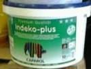 Краска Indeko-plus Caparol особоукрывистая, 10л