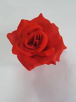 Искусственные цветы Роза  бархат