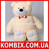 Плюшевый мишка, медведь 2 метра - бежевый, фото 1