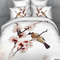 Love you  семейный комплект постельного белья Весна