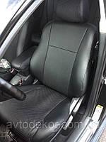 Чехлы полностью из экокожи Hyundai Accent 2006-10г.