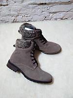 Фирменные женские ботинки , фото 1