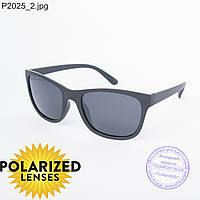Черные мужские поляризационные очки - 2025