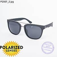Черные мужские поляризационные очки - 2007