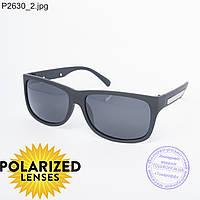 Черные мужские поляризационные очки - 2630
