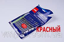 Ручки шариковые Cello Maxriter 4 km,красные,0.5 mm,10+1шт/упаковка