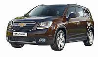 Авточехлы на  Chevrolet Orlando 7 мест EMC Elegant