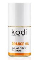 "Масло для кутикулы Kodi Professional ""Orange"" - апельсин, 15 мл"