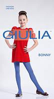 Колготки для девочек с объемным цветочным рисунком BONNY 80 (10), разные цвета