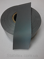 Светоотражающая лента 50мм (100м), фото 1