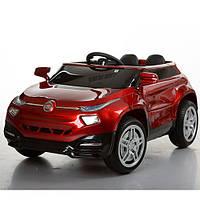 Детский электромобиль  M 3292 EBLRS-3: 2.4G, 70W, EVA, кожа, FIAT -Бордовый-Покраска -купить оптом