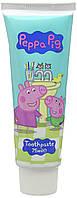 Детская зубная паста Свинка Пеппа. Toothpaste Kids Peppa Pig 75ml до 6лет (Великобритания)