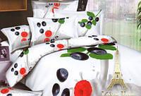 Love you  семейный комплект постельного белья Коктель