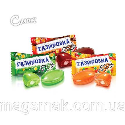 Конфеты Газировка, Рошен, 1кг, фото 2