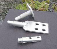 Техническое серебрение медных или медьсодержащих изделий