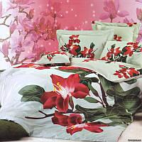 Love you  семейный комплект постельного белья Магнолия