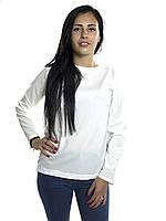 10841 Блуза белый