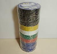 Изолента Цветная 20м. (0,13мм*19мм*20м)